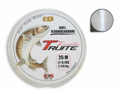 NYLON PAN FLUOROCARBONE TRUITE INNOVATION Ø14