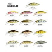 POISSON NAGEUR ADAM'S HUMP MINNOW 55 S HG GOLD AMAGO