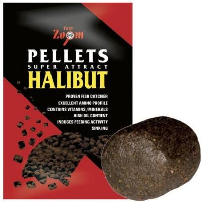 PELLET CARP ZOOM SUPER ATTRACT HALIBUT NON PERCES